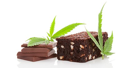 The Difference Between Pot Smoking and Edibles