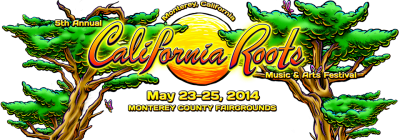 California Roots Music & Art Festival 2014