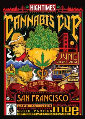 San Francisco Cannabis Cup 2014