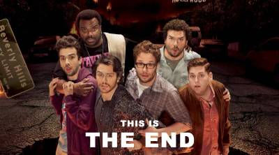 This is the End, stoner comedy 2013